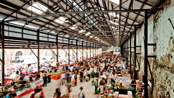 Farmers' Markets Abroad