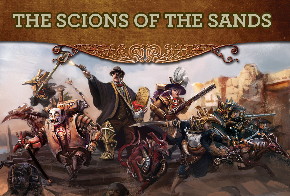 Scions of the Sands
