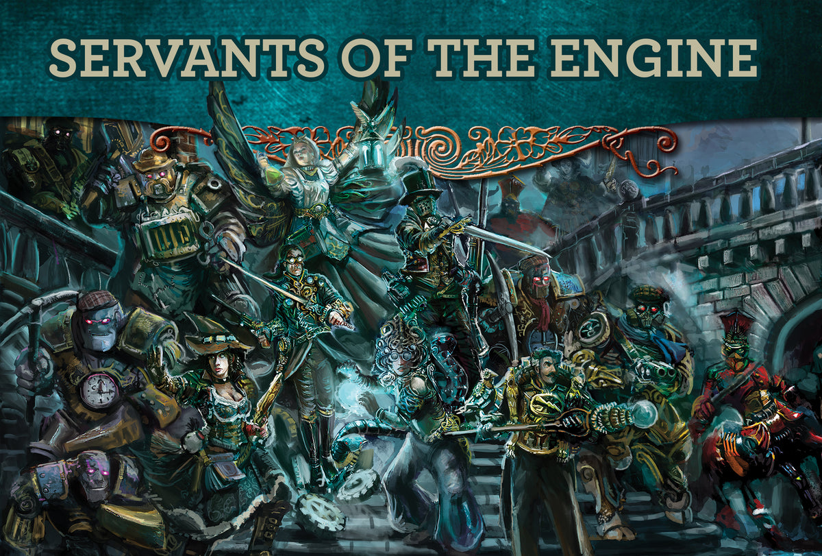 Servants of the Engine
