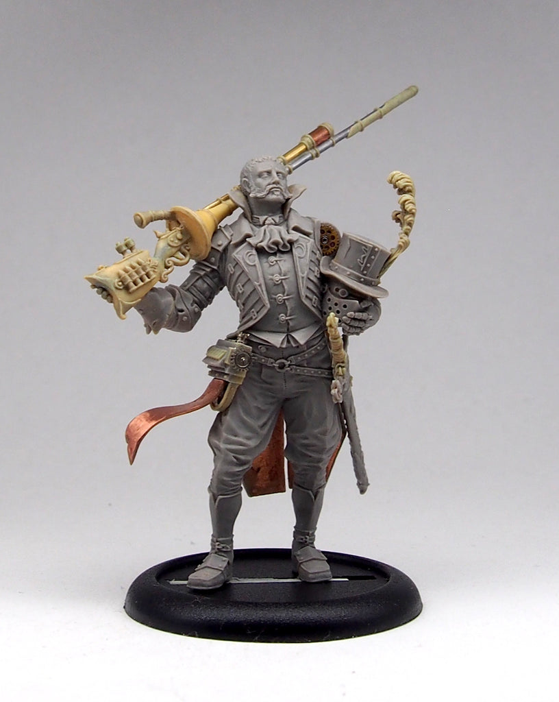 54mm Launcelot Masters Edition