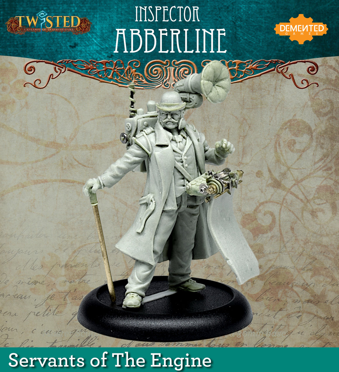 Inspector Abberline