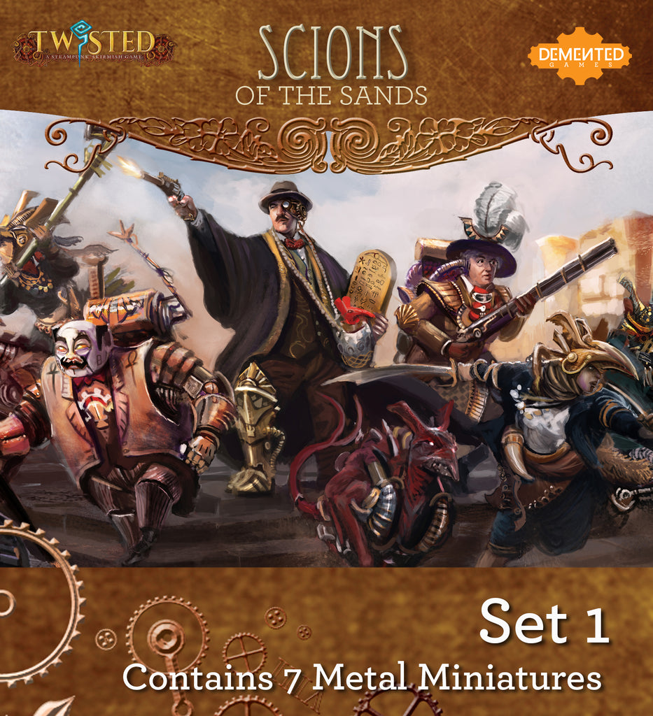 Scions of the Sands Box 1