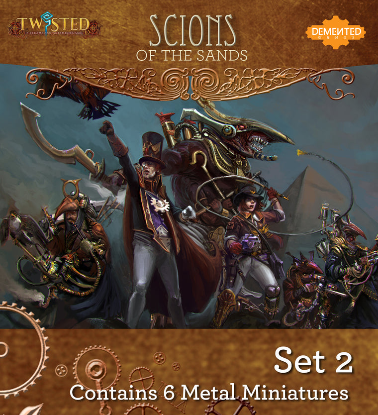 Scions of the Sands Box 2