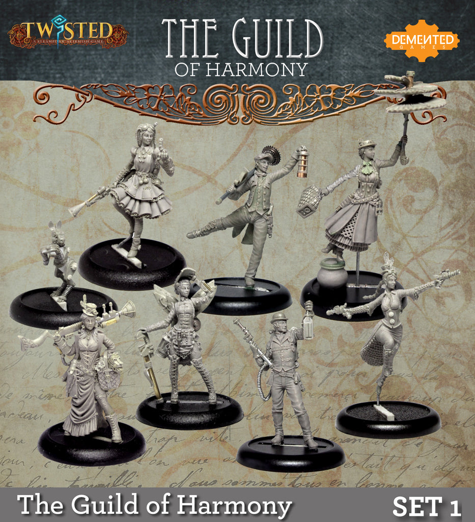Guild of Harmony Box 1