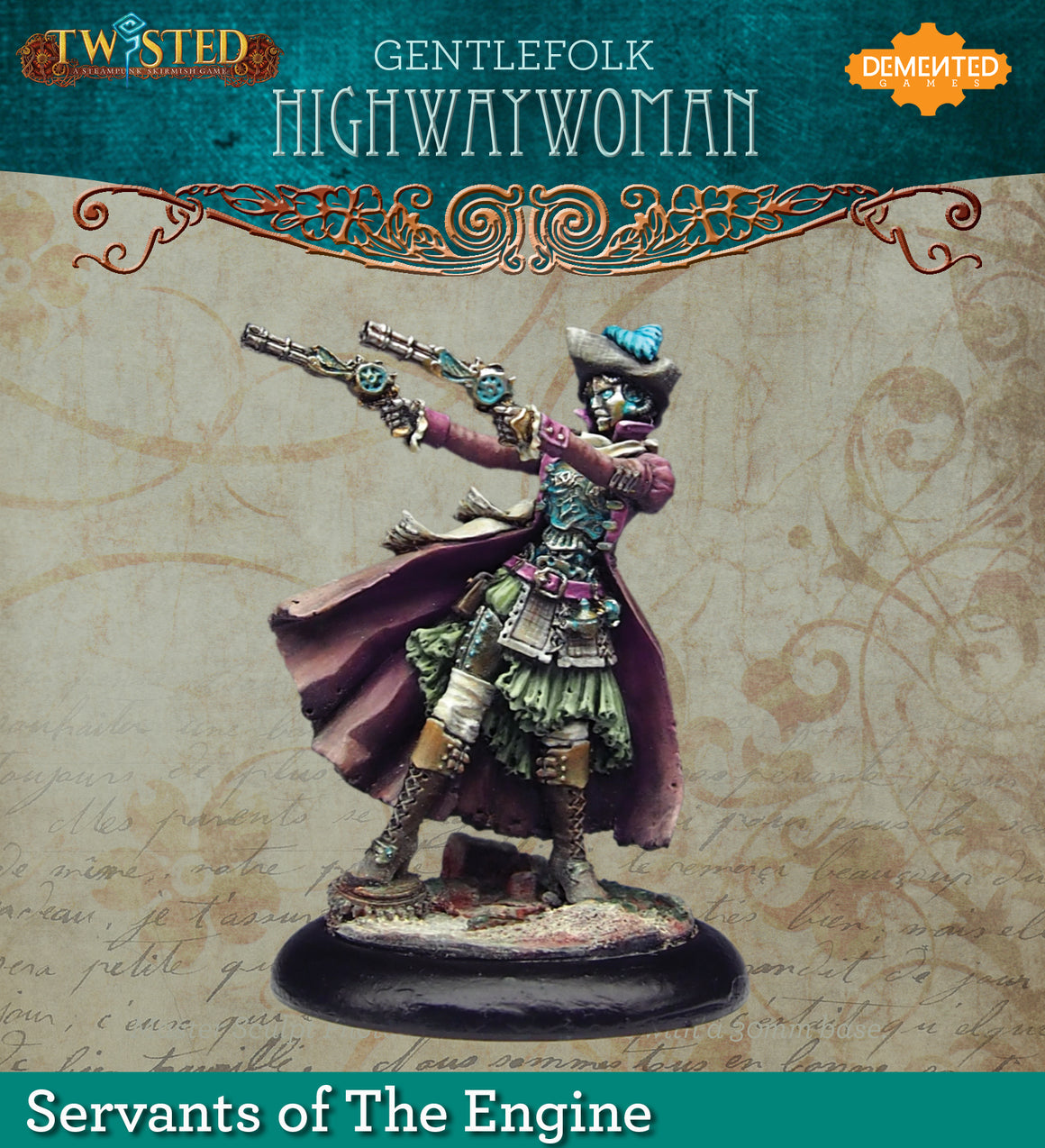 Gentlefolk Highwaywoman