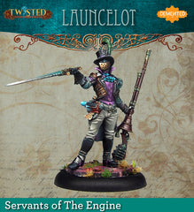Launcelot Collector's Edition Resin