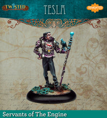 Tesla Collector's Edition Resin