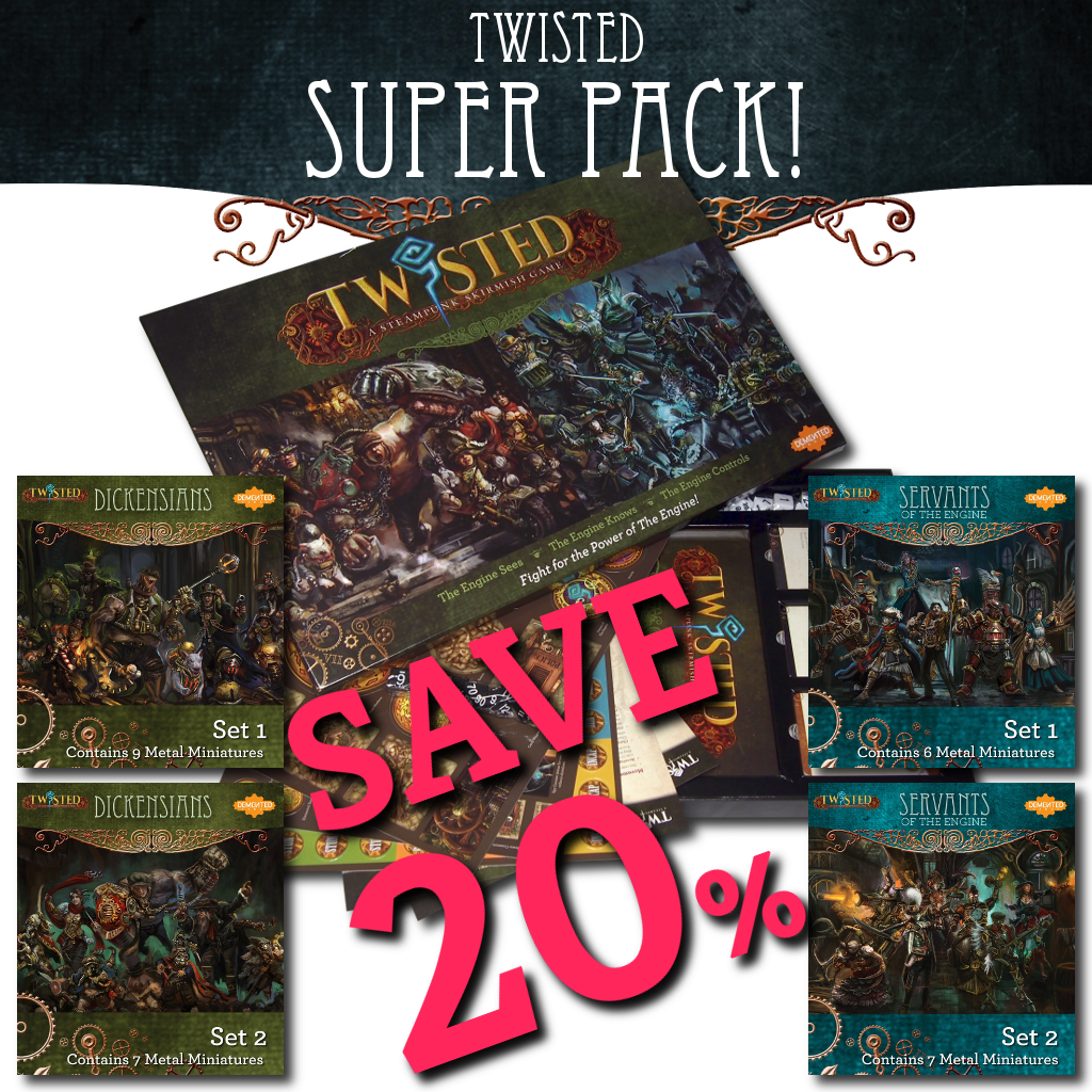 Twisted SUPER Pack!