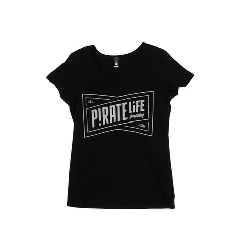 Pirate Life Ladies T-shirt