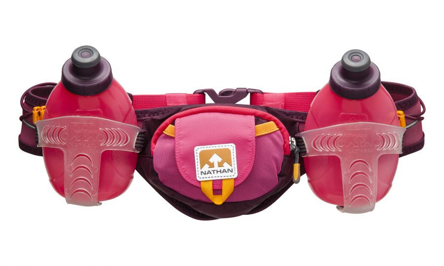 Nathan Trail Mix 2-bottle hydration belt