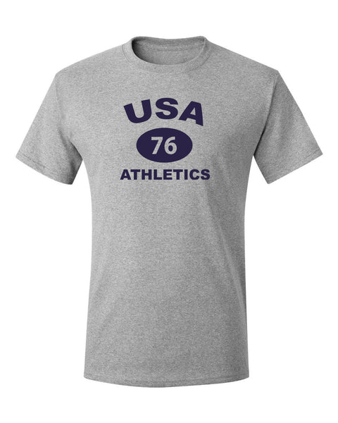 "Men's Property of USA ""76"" Athletics Department T-Shirt"