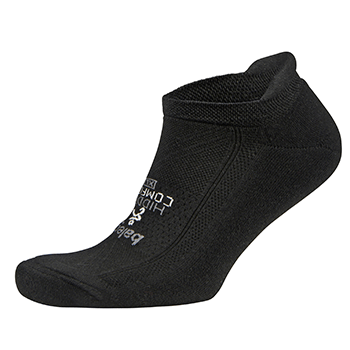 Balega Hidden Comfort Sock-black - Annapolis Running Shop