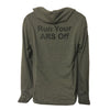 Men's ARS Light Duty Hoodie - Oxford Grey