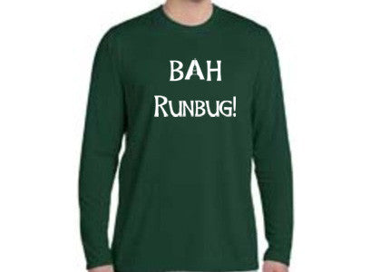 ARS BAH Runbug LS technical running tee- Mens - Annapolis Running Shop