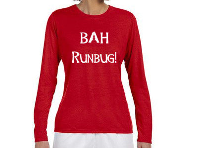 ARS BAH Runbug LS technical running tee- Womens - Annapolis Running Shop