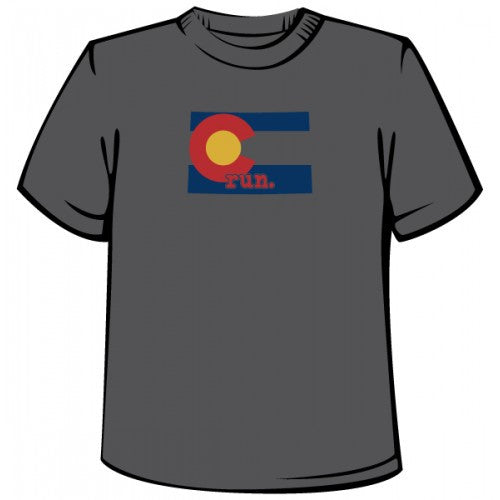 Colorado Technical Tee Mens