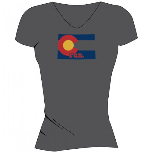 Colorado Technical Tee Womens