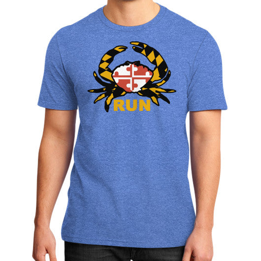 Men's Crabby Runner T-Shirt - Annapolis Running Shop
