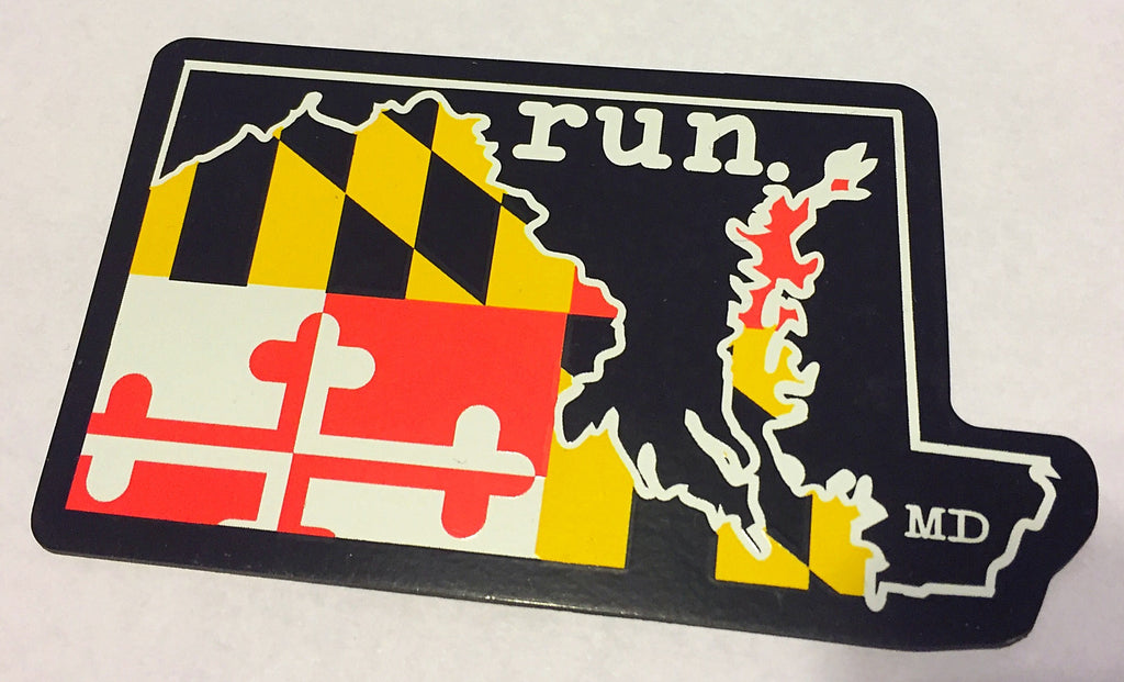 Maryland magnet - Annapolis Running Shop