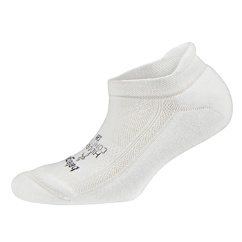 Balega Hidden Comfort Sock-white - Annapolis Running Shop