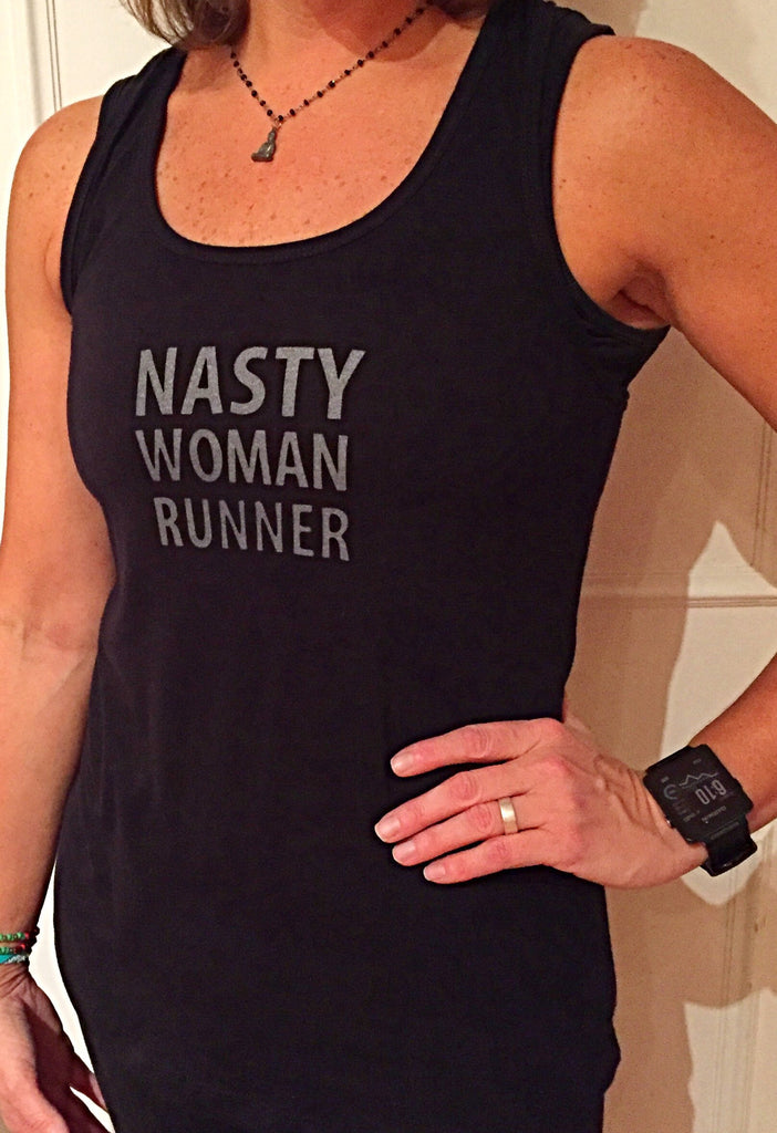 Nasty woman runner