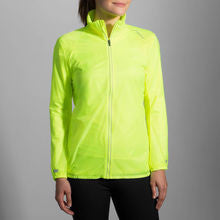 Brooks LSD Jacket Packable & Hi-Vis - Annapolis Running Shop
