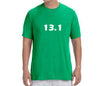 "Men's Short Sleeve Performance ""13.1"" T-Shirt"