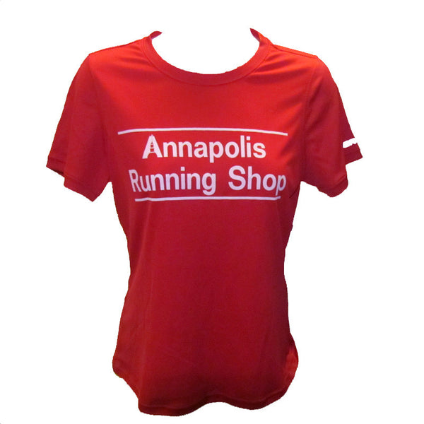 Women's Brooks ARS Technical T-Shirt - Red
