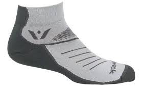 Swiftwick Compression Socks-Vibe grey/grey