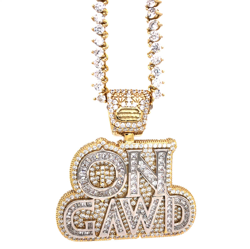 ON GAWD Pendant
