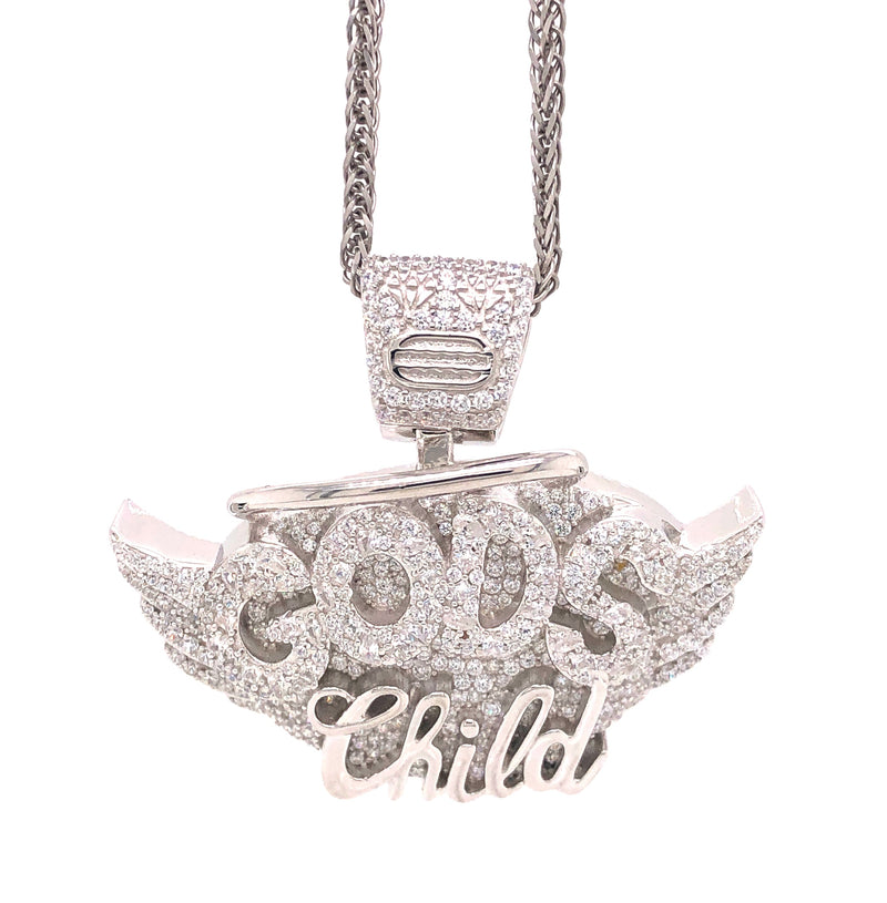 GODS CHILD Pendant