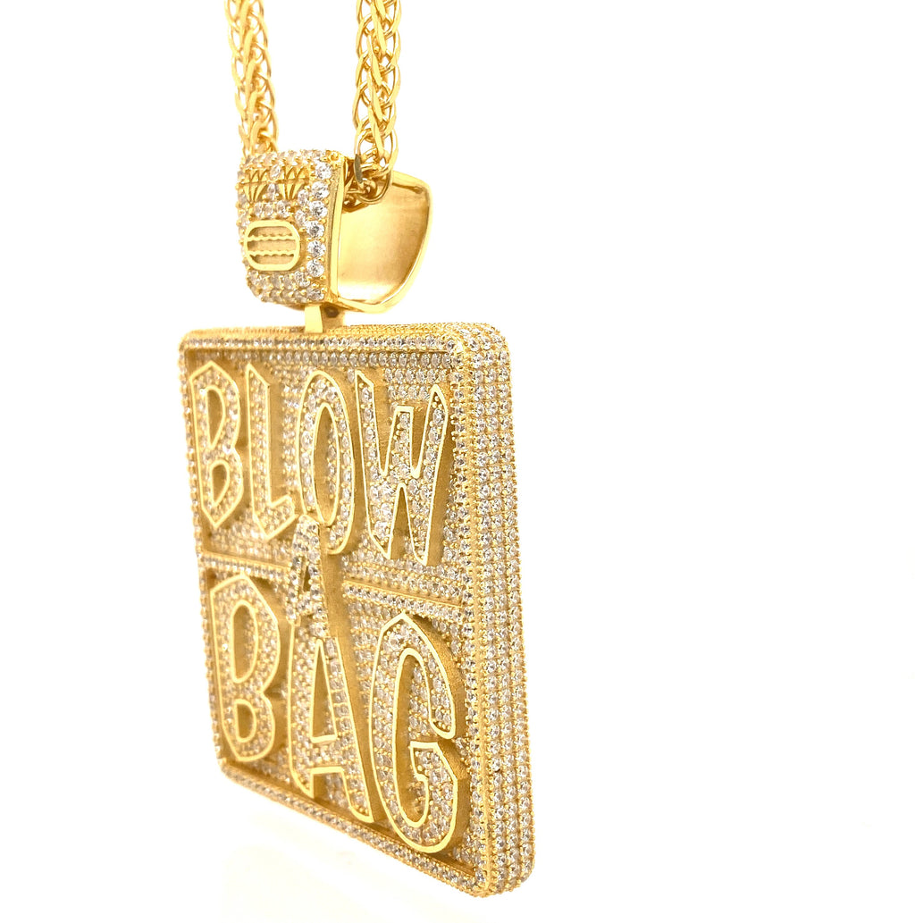 Blow A Bag Pendant