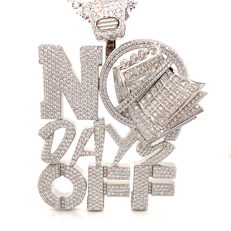 No Days Off Pendant