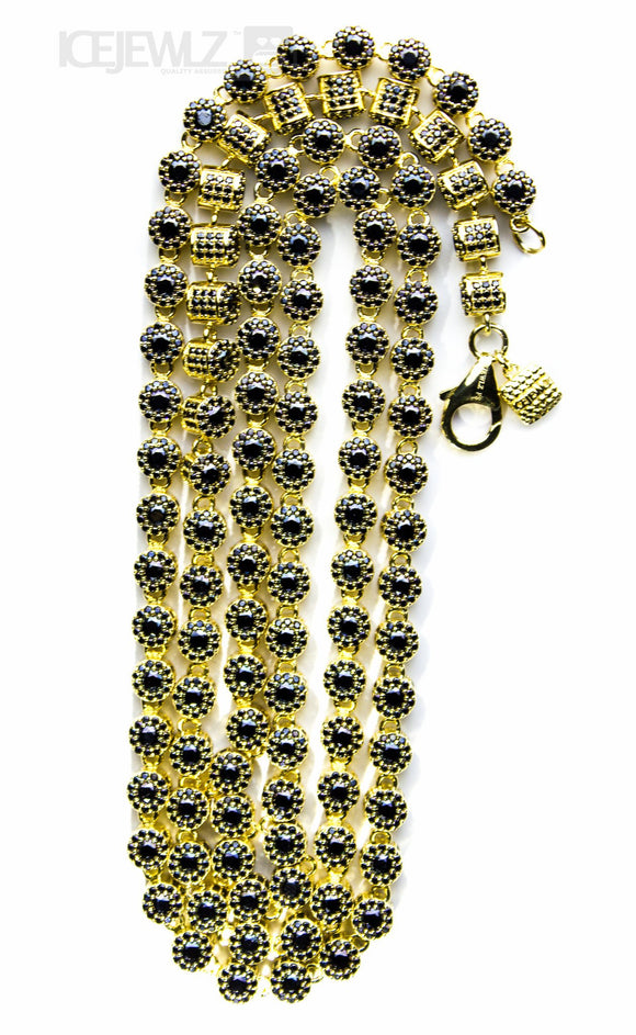 Jake Chain (gold plate) - IceJewlz - 1