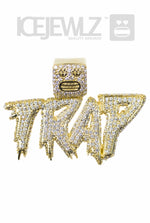 Trap Pendant (Gold)