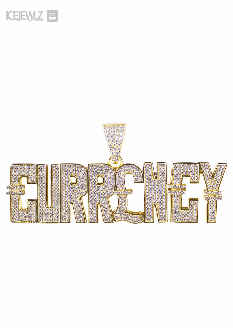 Currency Micro Pendant