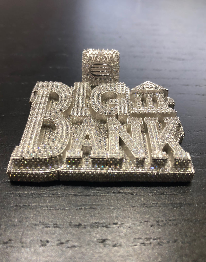 Big Bank Pendant