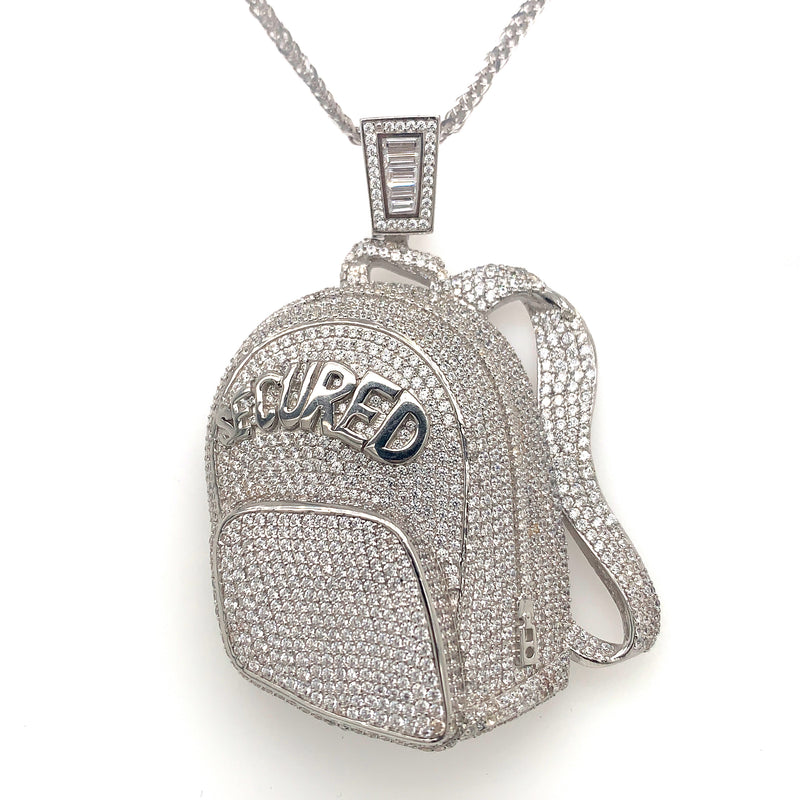 Secured Bag Pendant