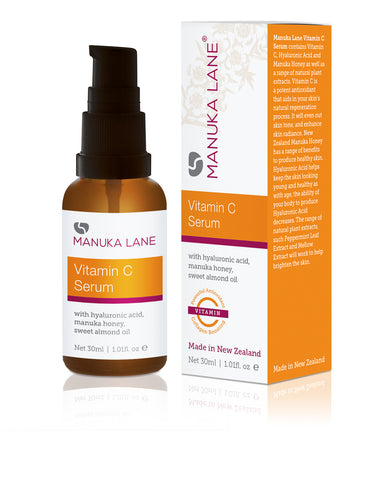 Manuka Lane - Vitamin C Serum 30ml