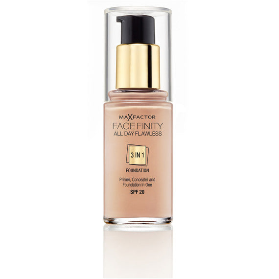 Max Factor 3 in 1 Foundation | Natural Shade Foundation