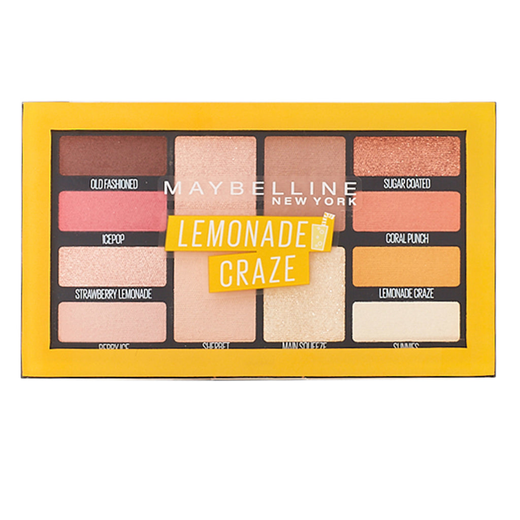 Maybelline Lemonade Craze Palette