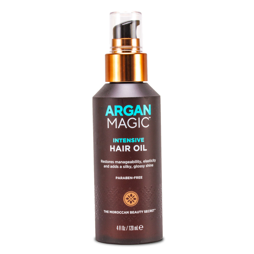 Argan Oil Intensive Hair Treatment