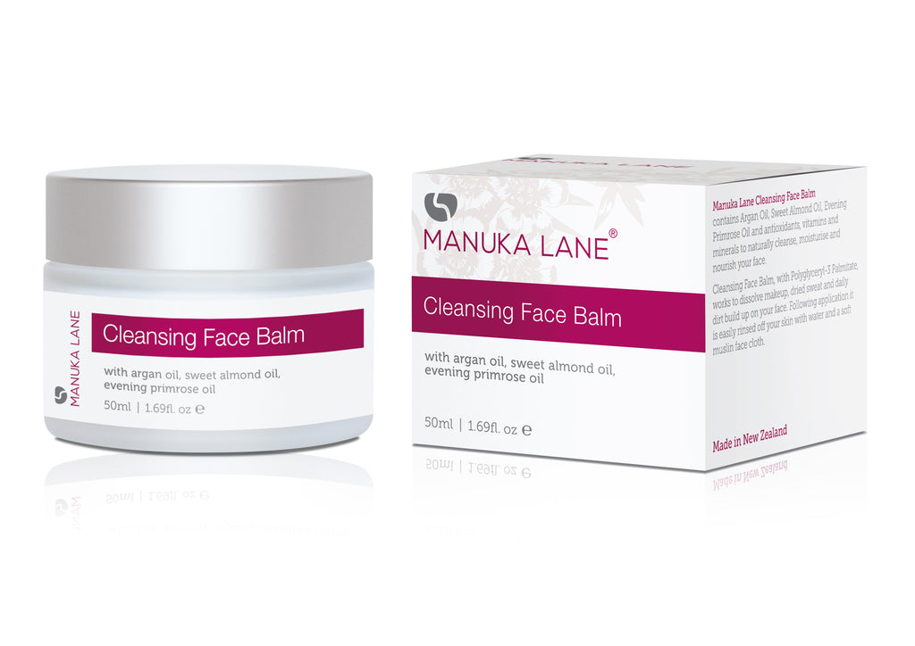 Manuka Lane - Cleansing Face Balm