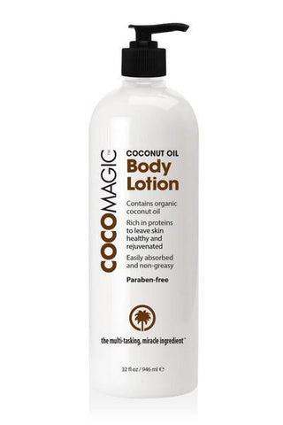 Coconut Oil Body Lotion | COCOMAGIC