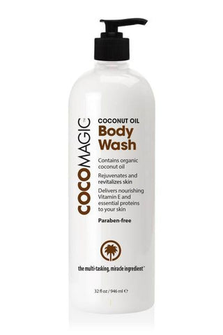 Coconut Oil Body Wash | COCOMAGIC