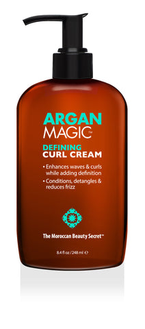Argan Magic Defining Curl Cream