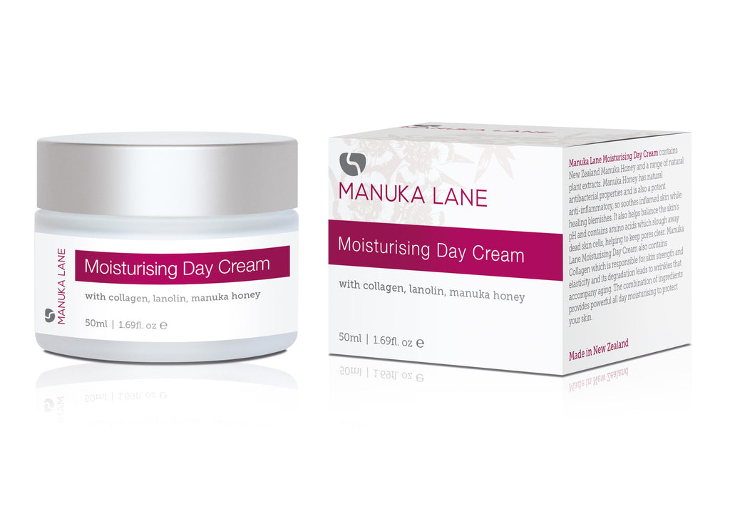 Manuka Lane Moisturising Day Cream