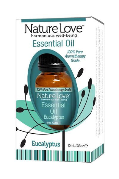 Nature Love Essential Oil | 100% Pure Eucalyptus 10ml