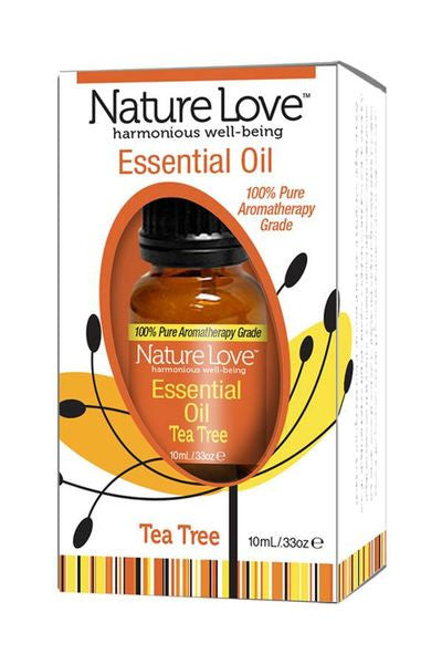 Nature Love Essential Oil | 100% Pure Tea Tree 10ml
