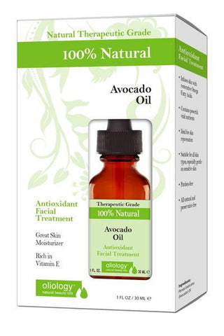 Avocado Oil, Oliology- 30ml